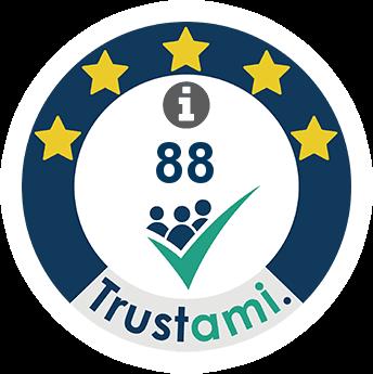 Trustami Vertrauenssiegel (Mini) von Sensational Marketing GmbH