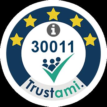 Trustami-Verifizierung bei Reisen auf tripz.de