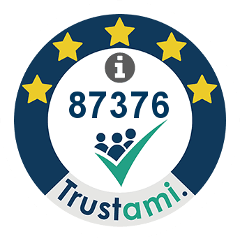 Trustami Vertrauenssiegel (Mini) von nasenfahrrad24