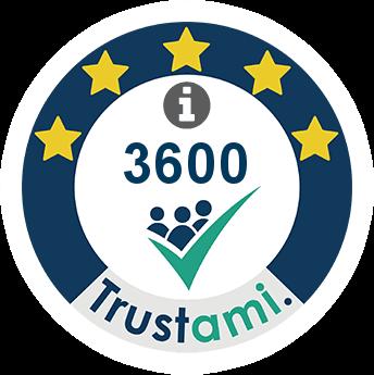 Trustami Vertrauenssiegel (Mini) von Designbaeder.com