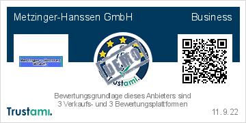 Trustami Vertrauenssiegel (Kompakt) von Softwarehandel.eu
