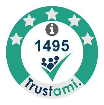Trustami Vertrauenssiegel (Mini) von Logiplast GmbH