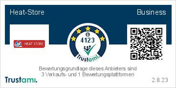 Vertrauenssiegel Kompakt von IQ Heat GmbH