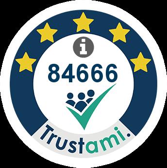 Trustami Vertrauenssiegel (Mini) von eluno24