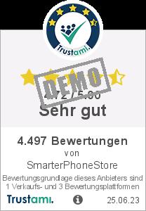 Trustami Vertrauenssiegel Box von SmarterPhoneStore