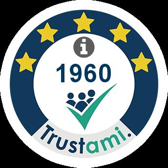 Trustami Vertrauenssiegel (Mini) von Lutz Krieger
