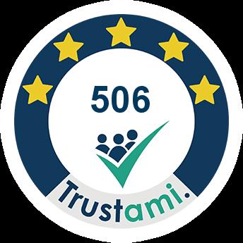 Trustami Vertrauenssiegel (Mini) von Wolfgang Ernst