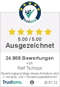 Trustami Vertrauenssiegel Box von Ralf Tschöpe
