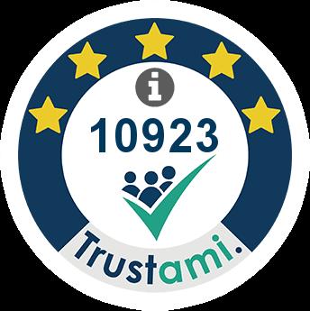 Trustami Vertrauenssiegel (Mini) von zwei23