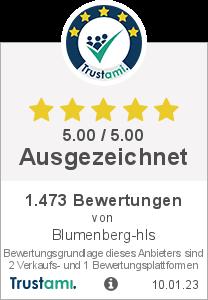 Trustami Vertrauenssiegel von Blumenberg-hls